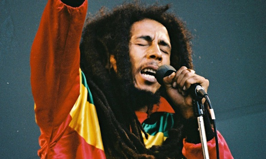 How Bob Marley's 1979 Western Springs concert changed NZ music |  The Spinoff