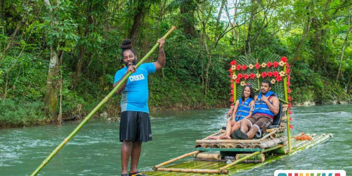 Bamboo Rafting in Jamaica - A Peaceful Way to See the Island